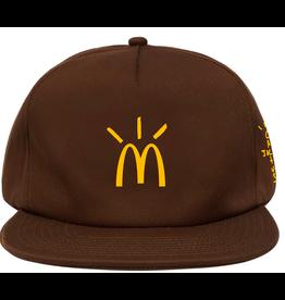 TRAVIS SCOTT Travis Scott x McDonald's Cactus Arches Hat Brown