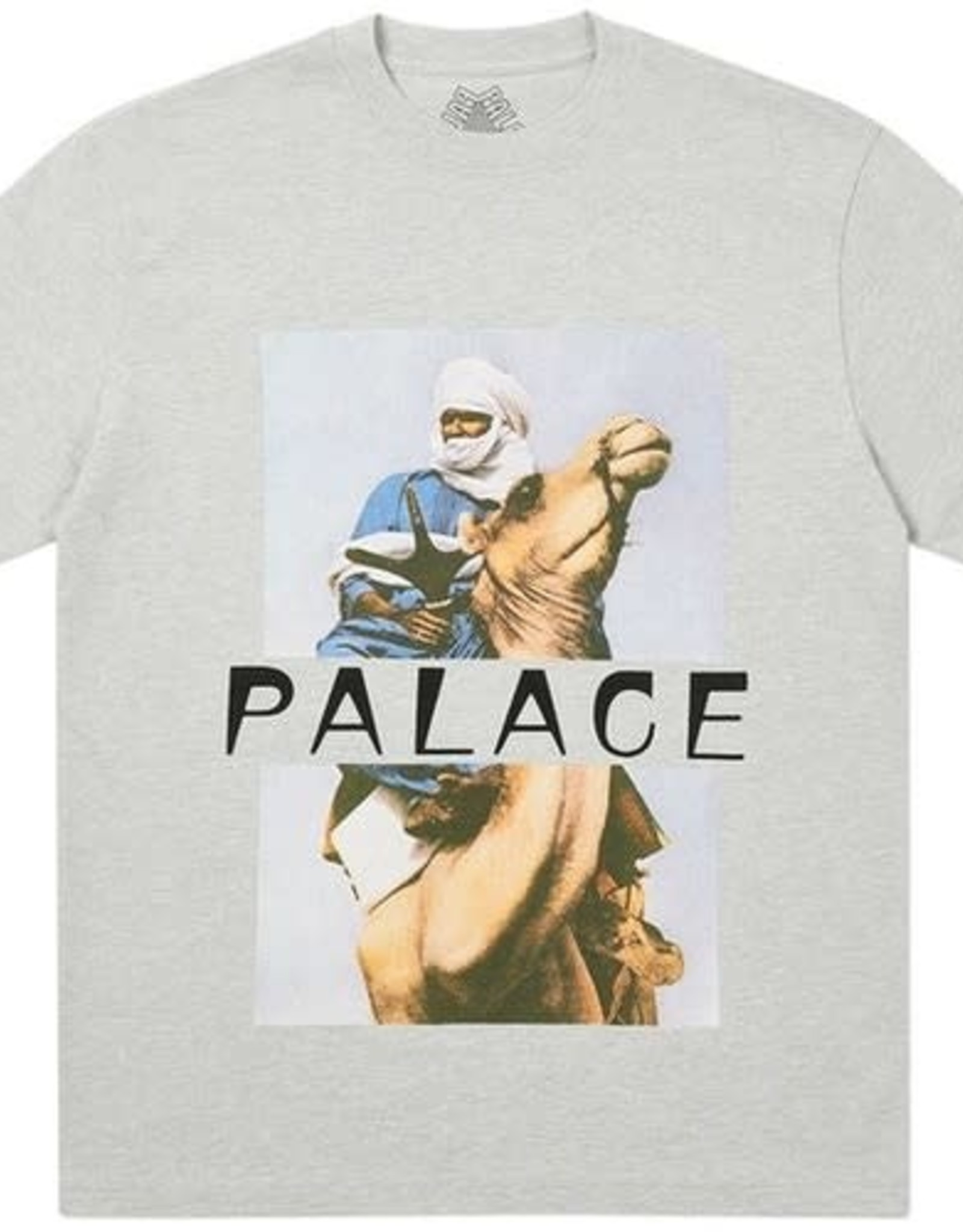 PALACE Palace Camel T-Shirt Grey Marl
