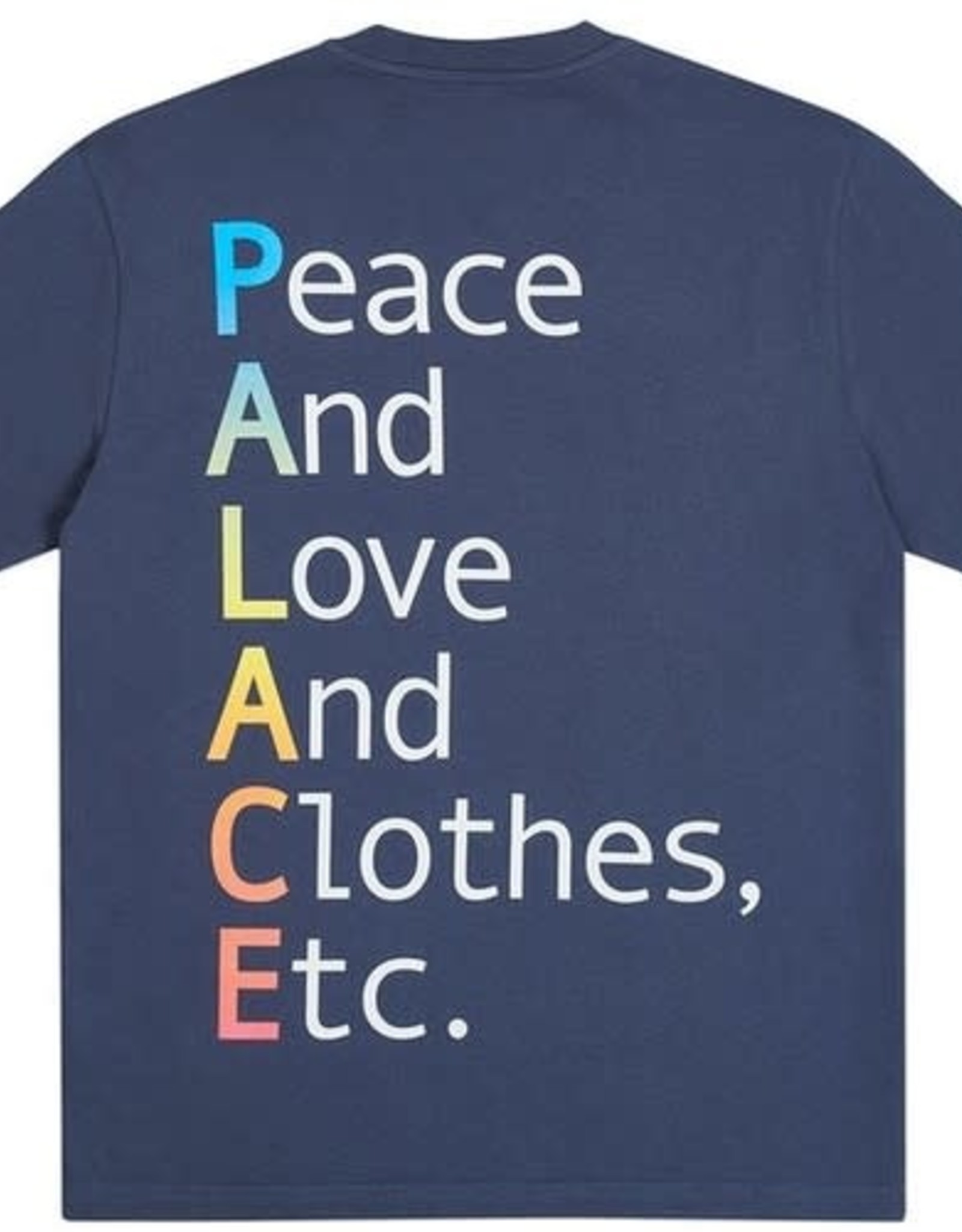 PALACE Palace This Is What Palace Stands For T-Shirt