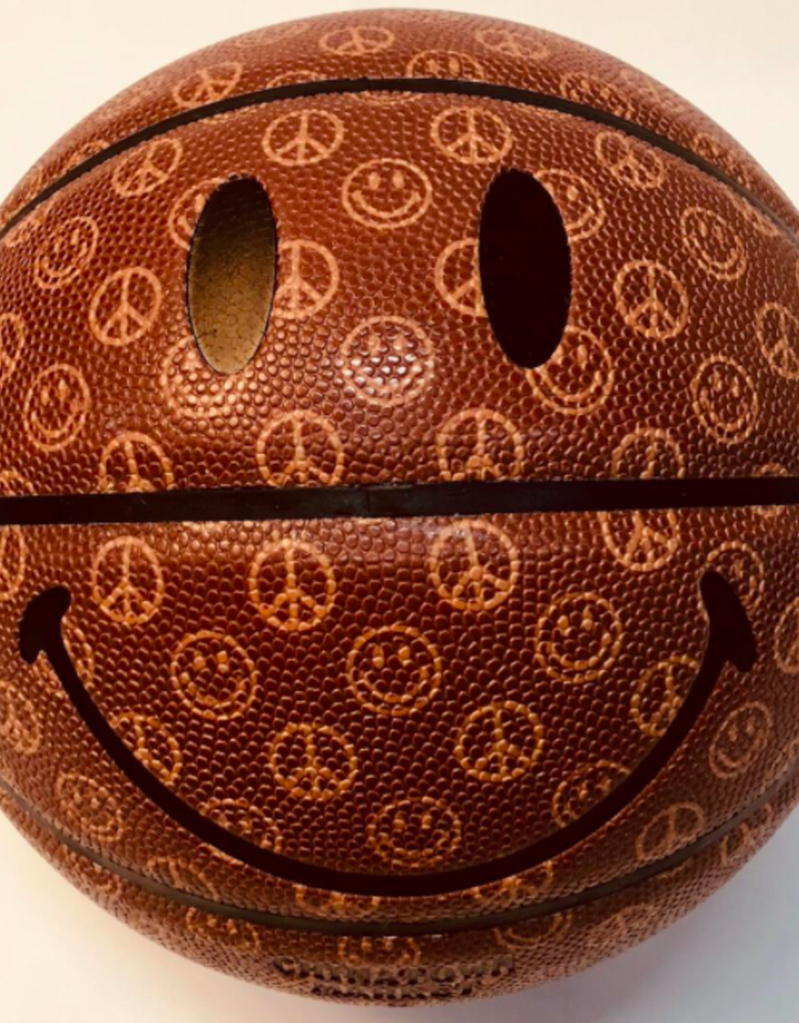 SMILEY CABANA BASKETBALL
