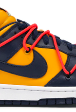 NIKE Nike Dunk Low Off-White University Gold Midnight Navy