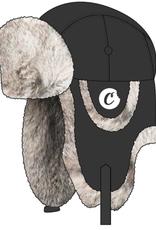 COOKIES GLACIERS OF ICE MATTE FINISH TASLAN NYLON AVIATOR HAT