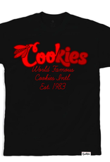 COOKIES TOP OF THE KEY LOGO TEE