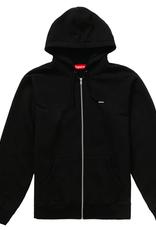 SUPREME Supreme Small Box Zip Up Sweatshirt (SS19) Black - Large