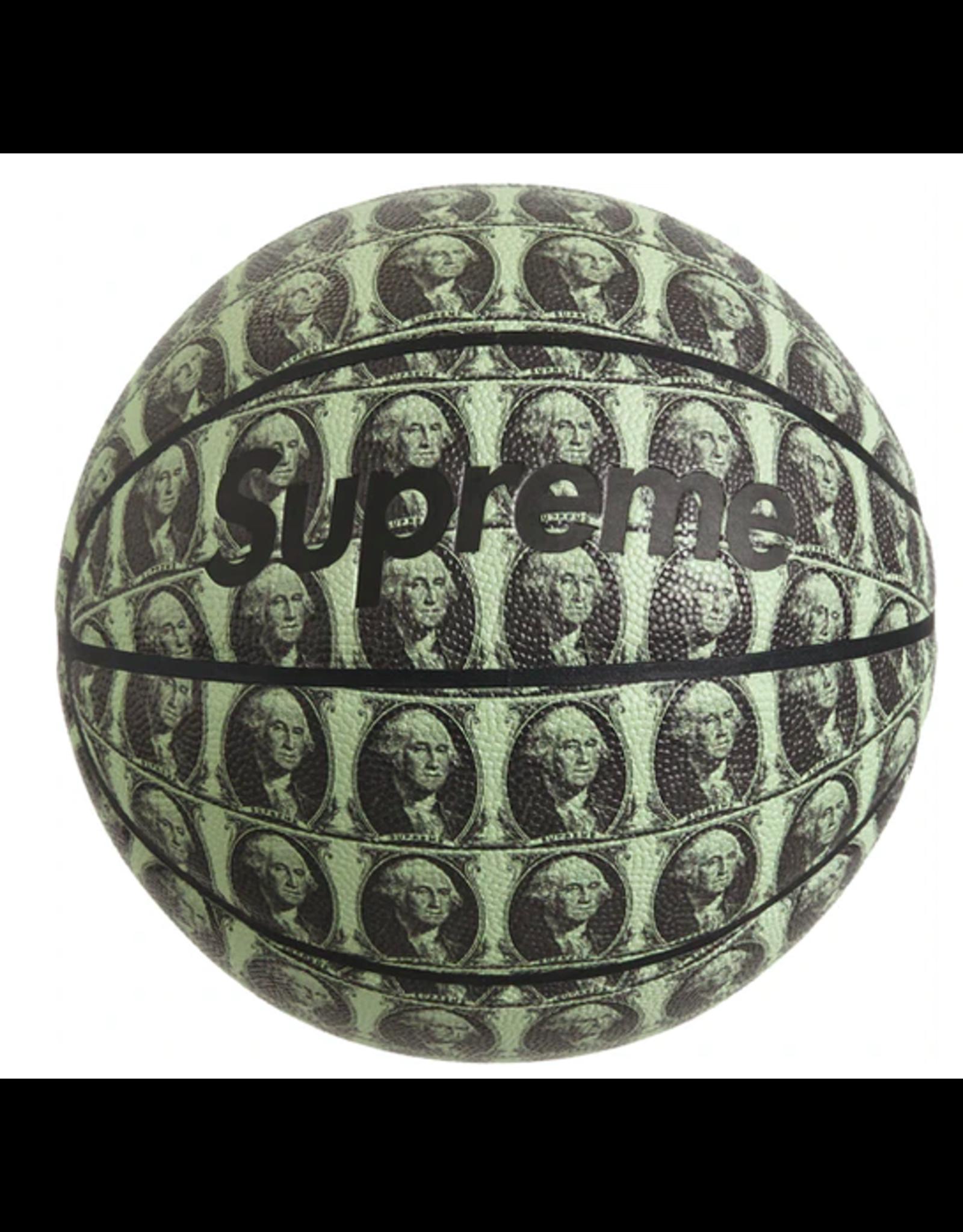 SUPREME Supreme Spalding Washington Basketball Pale Mint