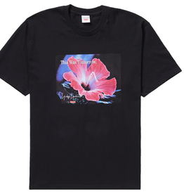 SUPREME Yohji Yamamoto This Was Tomorrow Tee Black LARGE