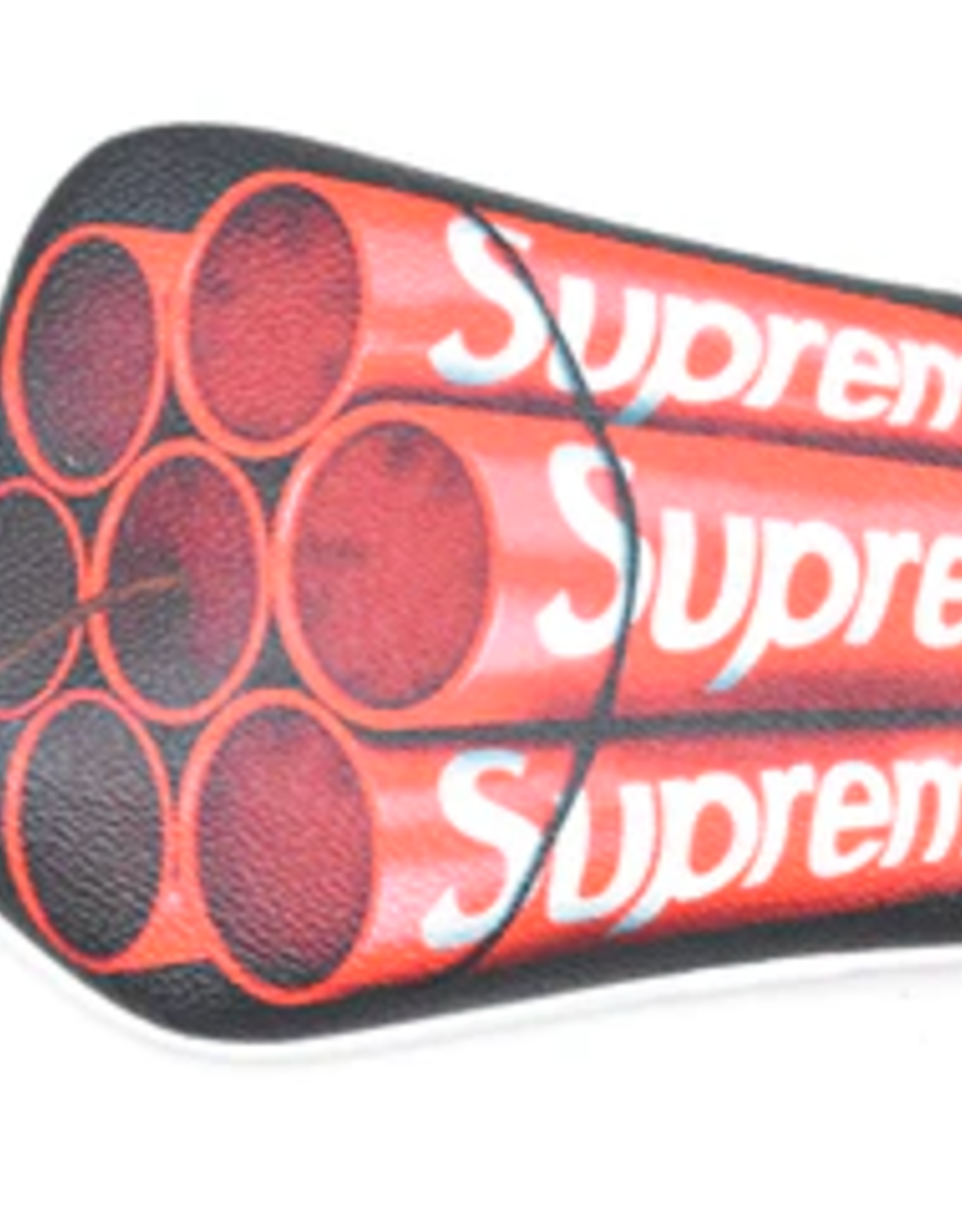SUPREME Undercover Dynamite Pouch White WORN