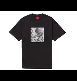 SUPREME Javelin Label S/S Top Black LARGE
