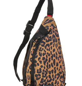 SUPREME Sling Bag Leopard