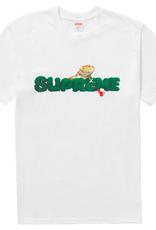 SUPREME Supreme Lizard Tee White - XL