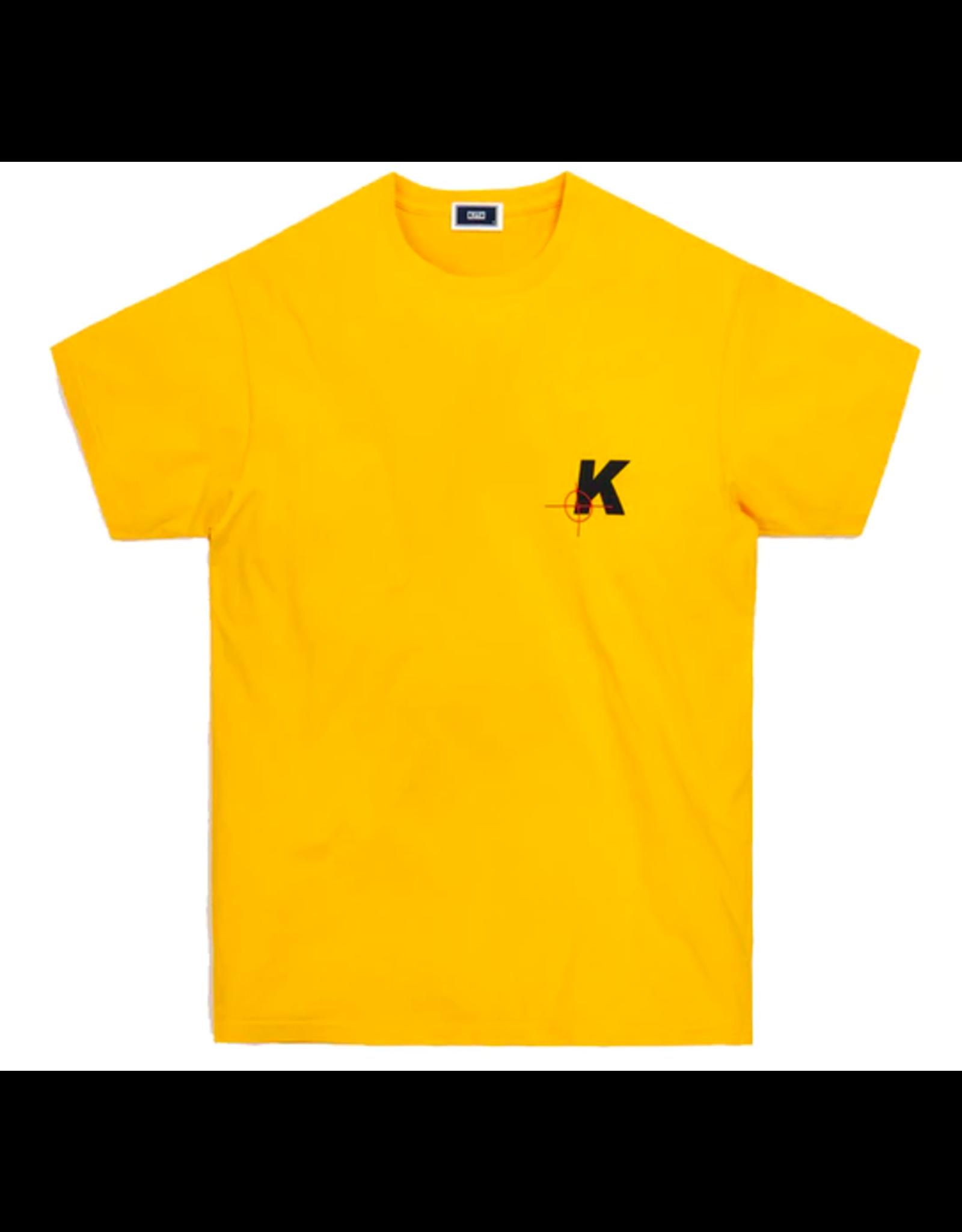 Kith On Target Tee Yellow - XL