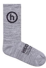 Hidden NY Crew Socks Grey