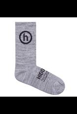 Hidden NY Crew Socks Grey