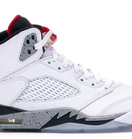 JORDAN Jordan 5 Retro White Cement