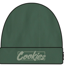 COOKIES SONOMA TONAL EMBROIDERED KNIT BEANIE