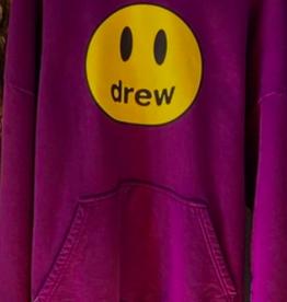Mascot Hoodie Purple - Large