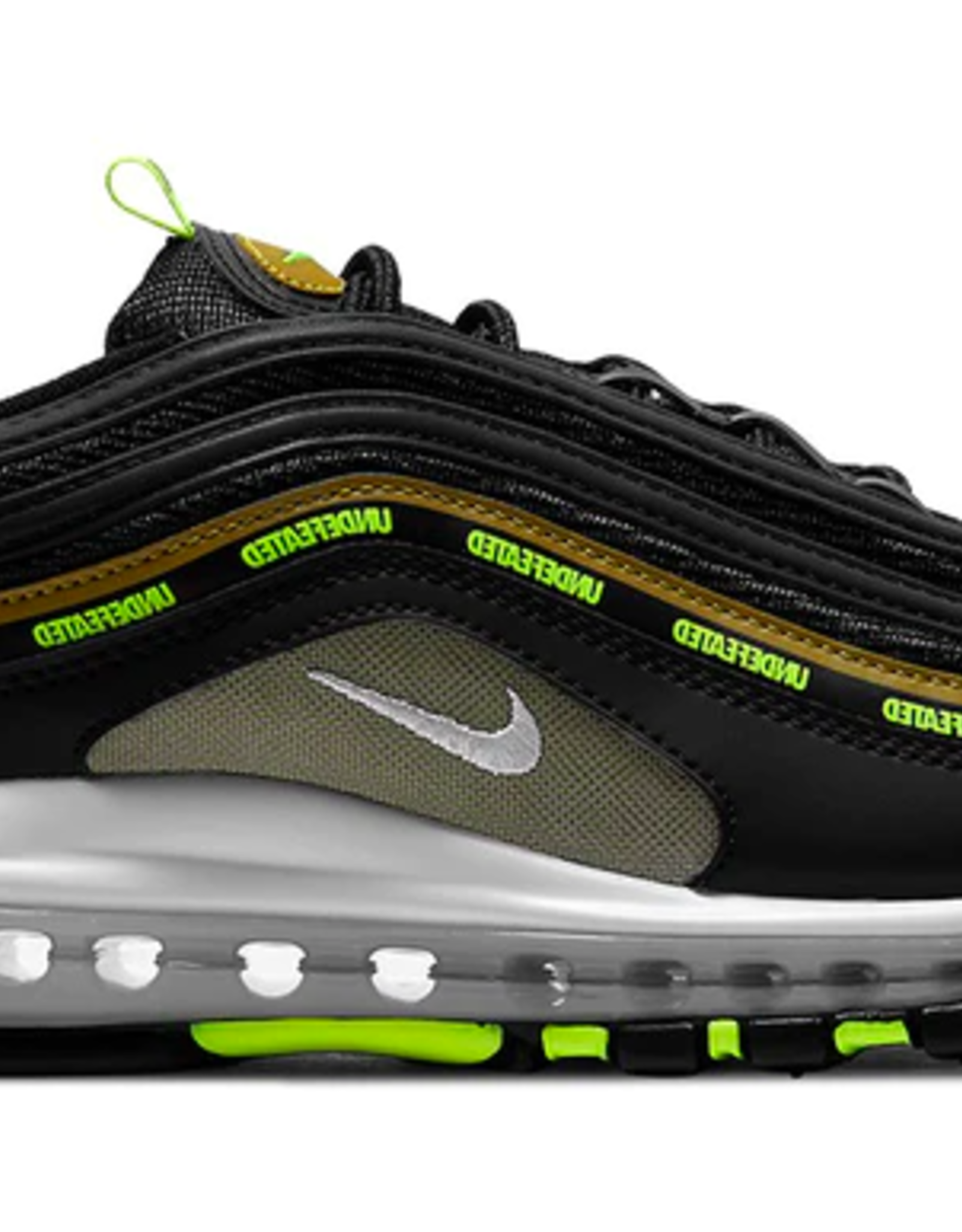 NIKE AIR MAX 97 UNDFTD BLACK VOLT