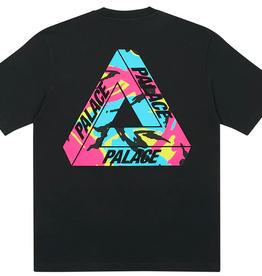 PALACE Tri-Camo T-Shirt Black LARGE