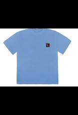 Travis Scott CJ Gamer II T-Shirt Washed Blue - XXL