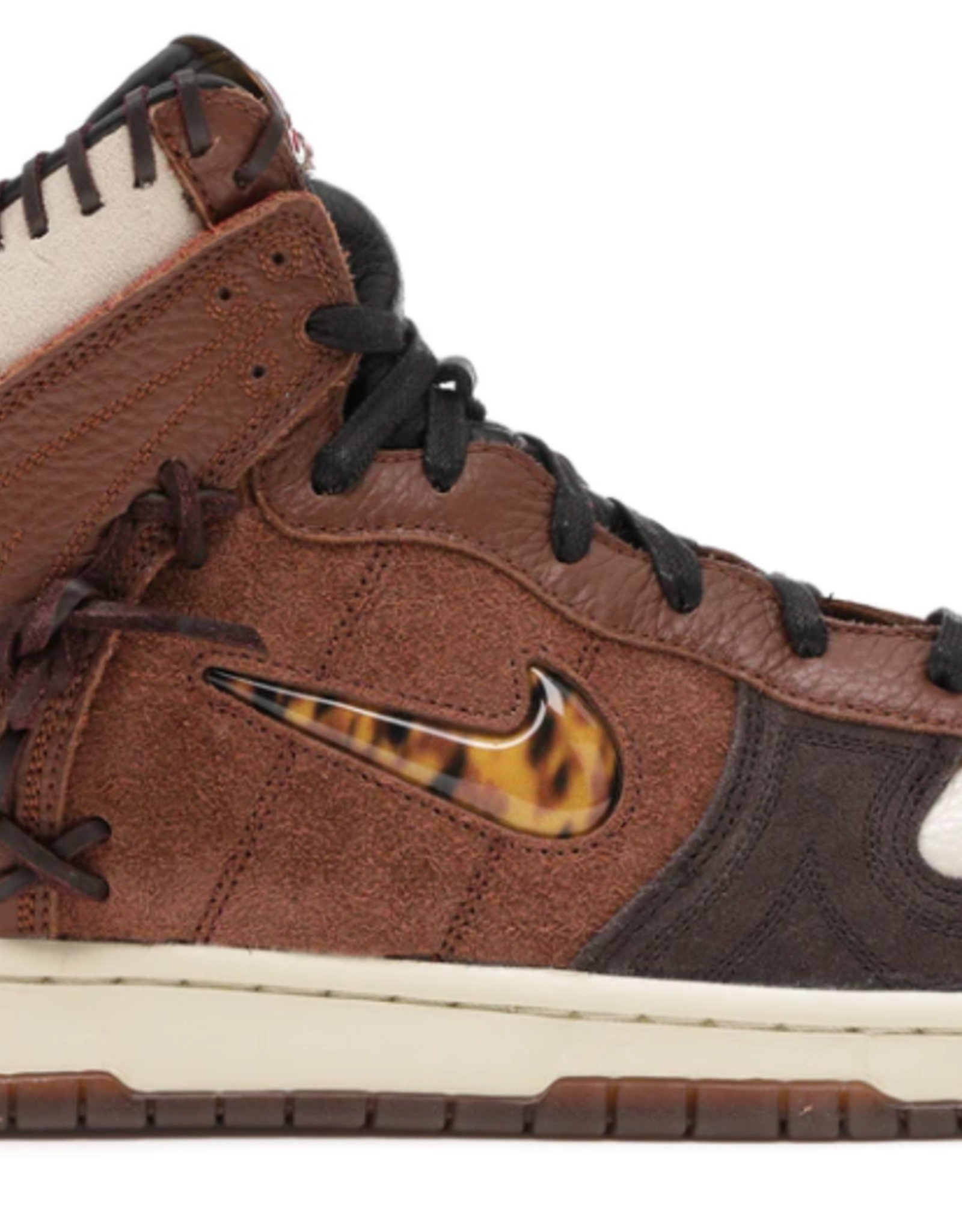 NIKE Nike Dunk High Bodega Legend Fauna Brown