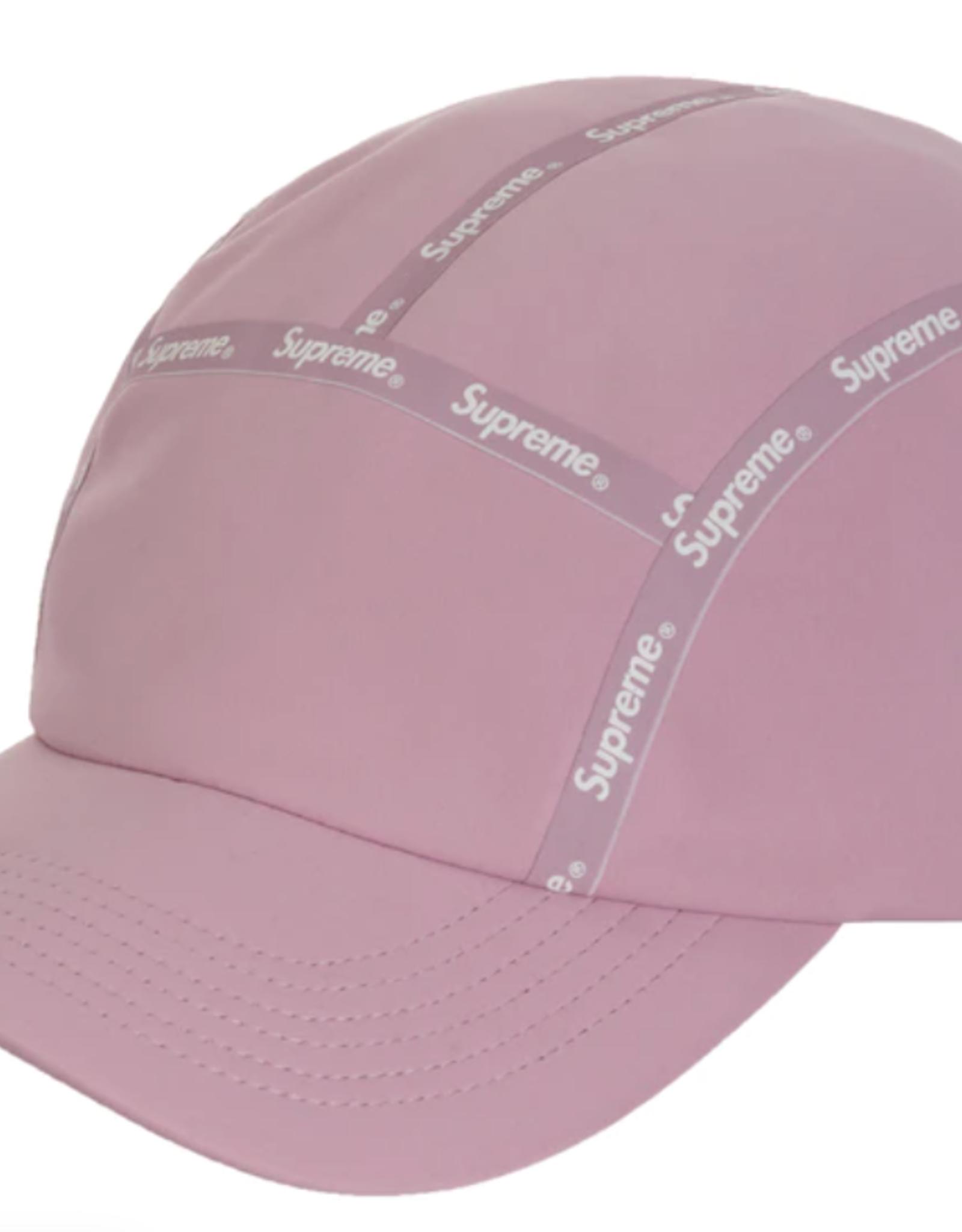 SUPREME Taped Seam WINDSTOPPER Camp Cap Pink