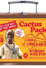 TRAVIS SCOTT Travis Scott x McDonalds Cactus Pack Vintage Metal Lunchbox