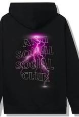 ASSC Anti Social Social Club Save Your Tears Hoodie Black -L