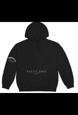 TRAVIS SCOTT Travis Scott Jack Boys Jack Multi Logo Hoodie Black - Large