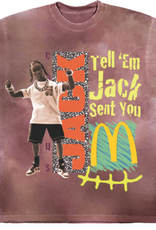 Travis Scott x McDonald's Jack Smile II T-Shirt Multi - Large