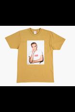 SUPREME Morrissey Tee Dark Gold LARGE