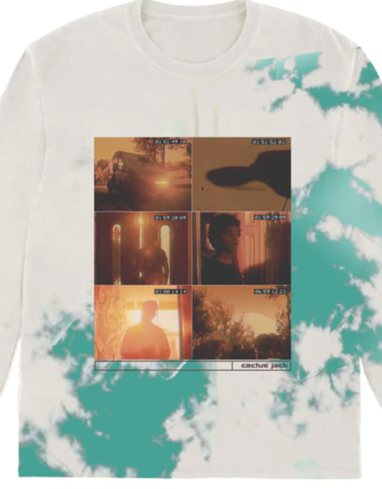 TRAVIS SCOTT Travis Scott Something's Coming II L/S T-Shirt Multi - Medium