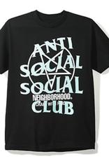 ASSC Assc. x Neighborhood Tee Black - XXL