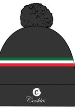 COOKIES Presidio Knit Pom Pom Beanie