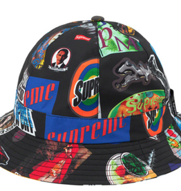 SUPREME Supreme Gore-Tex Bell Hat Black Stickers