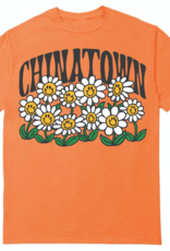 Chinatown Smiley Flower Power Tee