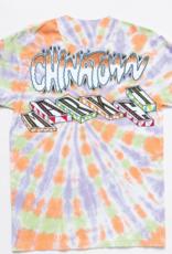 Chinatown Block Tie-Dye Tee
