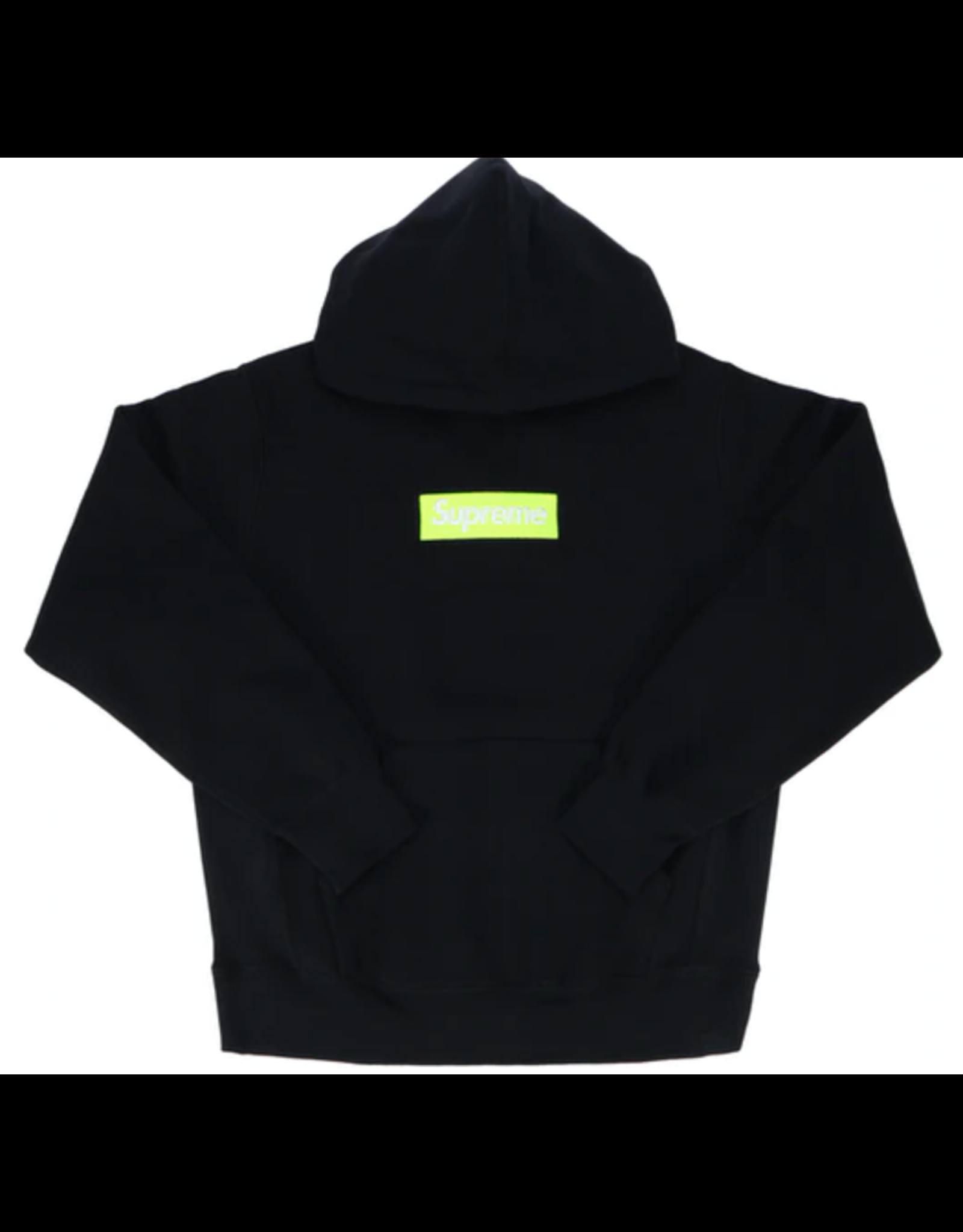 SUPREME Supreme Box Logo Hooded Sweatshirt (FW17) Black - XL