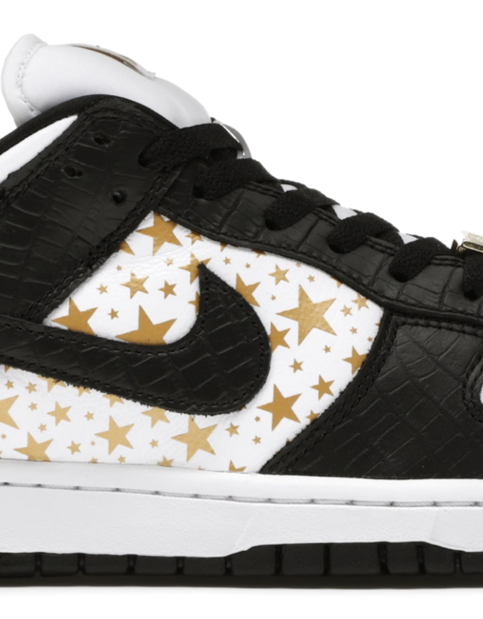 NIKE Nike SB Dunk Low Supreme Stars Black (2021)
