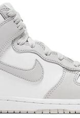 NIKE Nike Dunk High Retro White Vast Grey (PS)