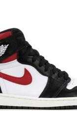 JORDAN Jordan 1 Retro High Black Gym Red