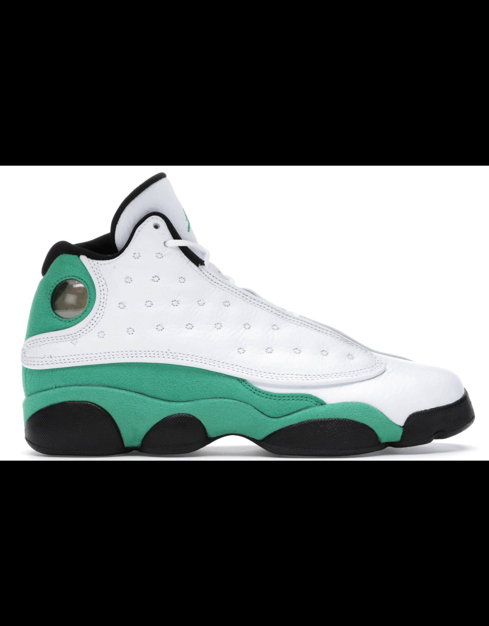 JORDAN Jordan 13 Retro White Lucky Green (GS)