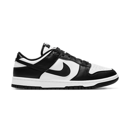 NIKE Nike Dunk Low Retro White Black (PS)