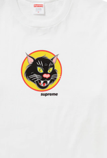 SUPREME Supreme Black Cat Tee White - XL