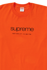 SUPREME Supreme Shop Tee Orange - XL