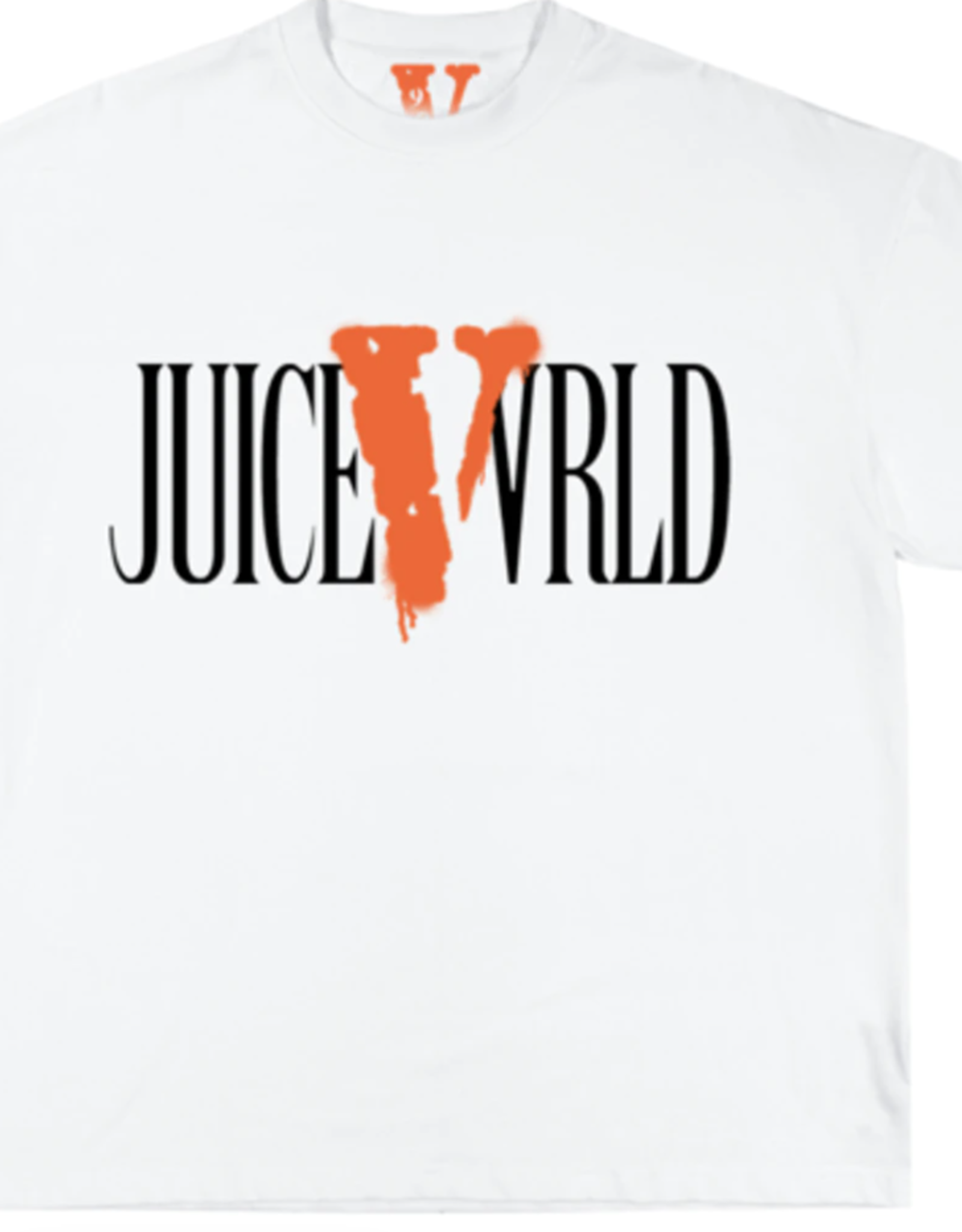VLONE Juice Wrld x Vlone T-Shirt White - Small