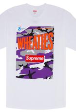 SUPREME Supreme Wheaties Tee White XL