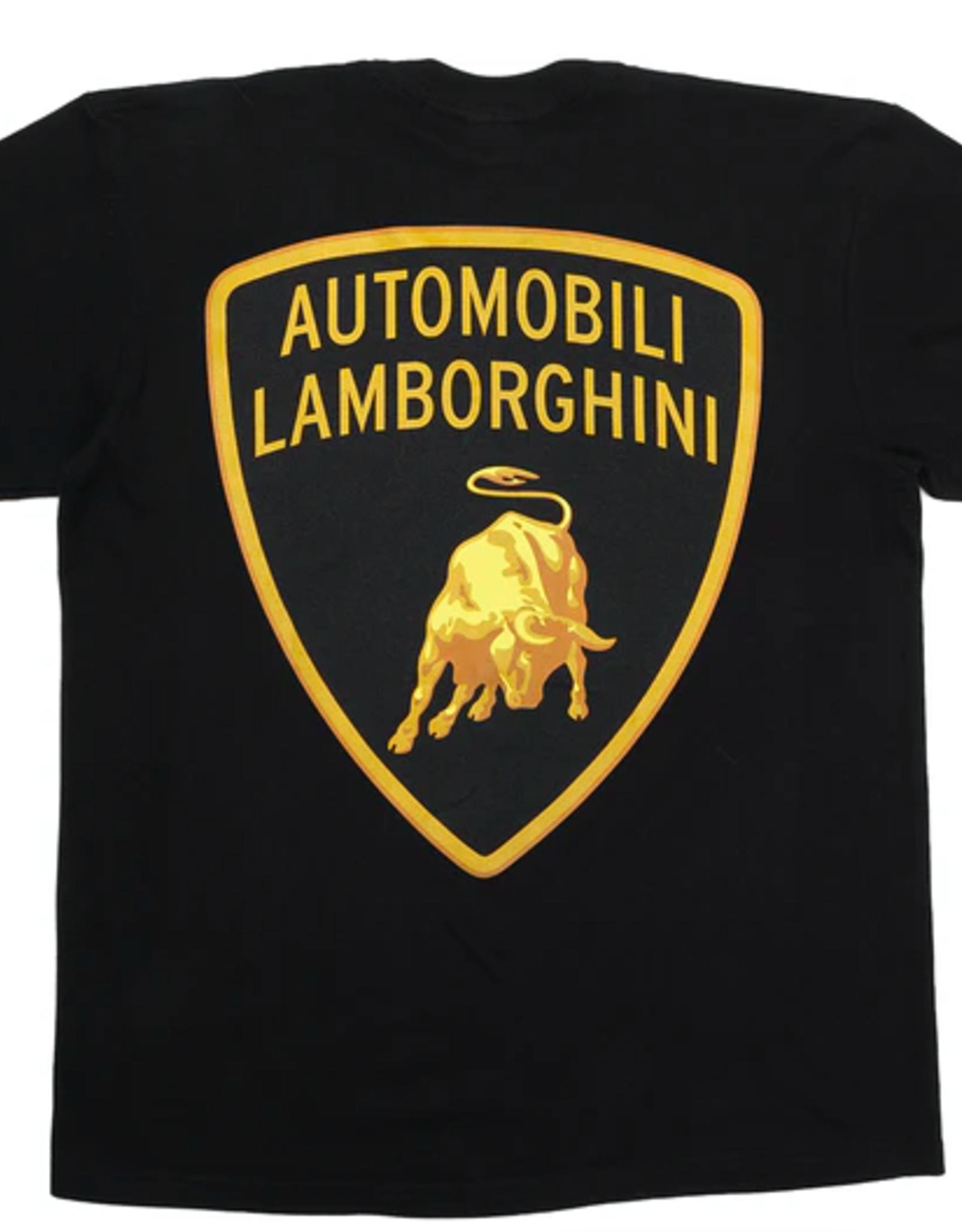 SUPREME Supreme Automobili Lamborghini Tee Black MED
