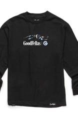 """COOKIES COOKIES X GOODFELLAS """"WISE GUY"""" L/S TEE"""