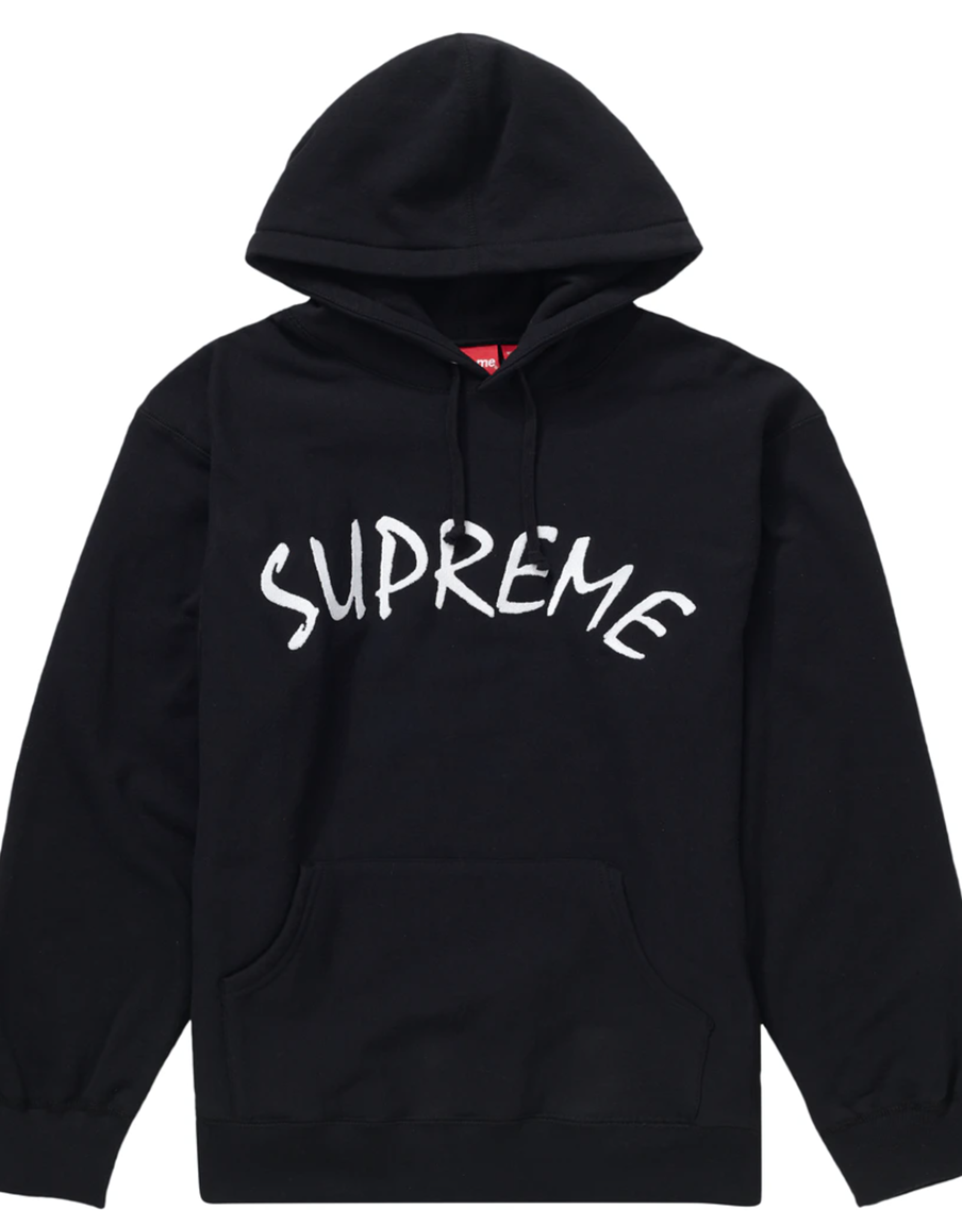 SUPREME Supreme FTP Arc Hooded Sweatshirt Black LG