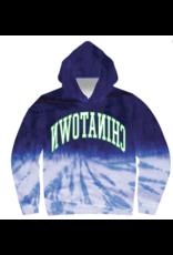 Reverse Arctic Tie Dye Hoodie
